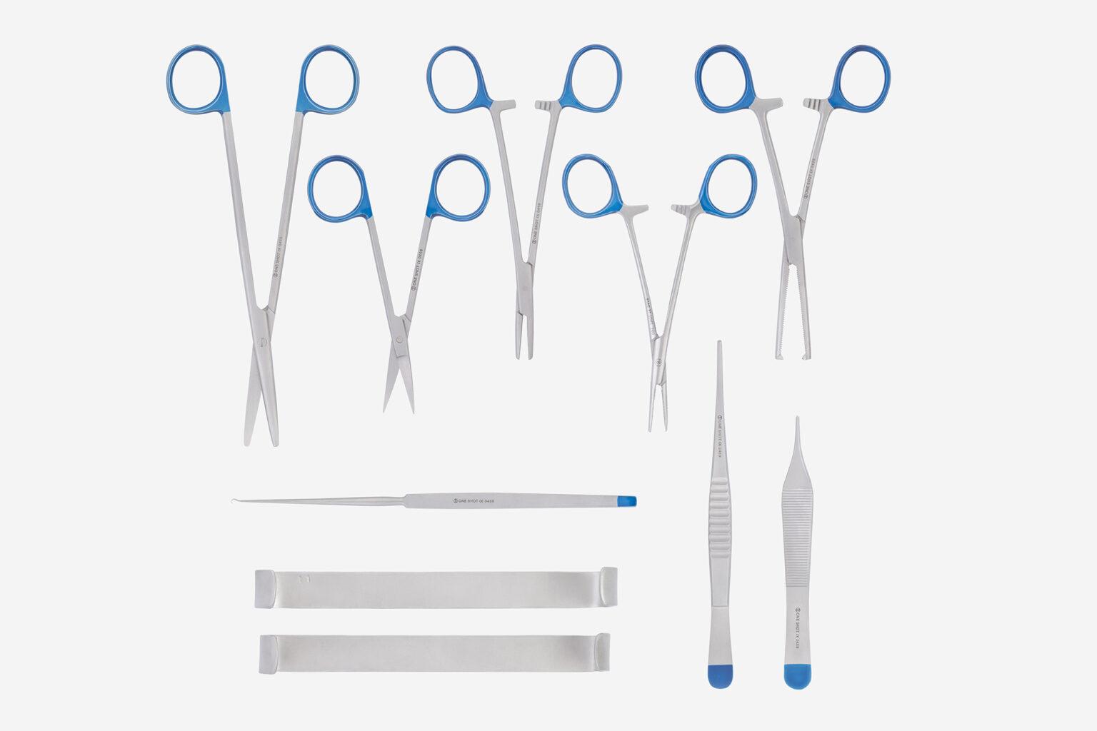 Sets de chirurgie esthétique