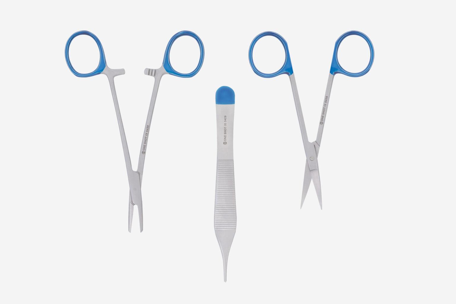 Set de suture fine